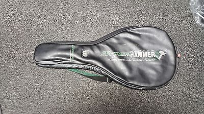 Wilson Sledge Hyper Hammer Tennis Racquet Cover/ Racquet Cover Only Used