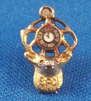 Vintage B.P.O.E. Benevolent and Protective Order of Elks Pin