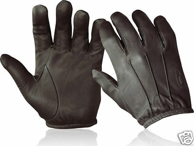 NEW! Hatch FriskMaster MAX FM3500 Police Gloves Color Black Size X-Large