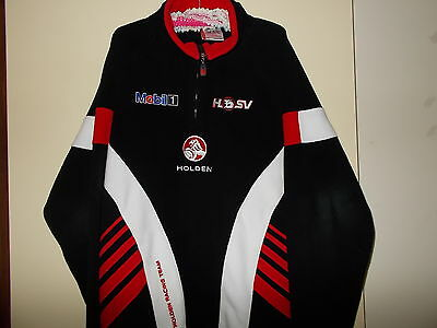 HOLDEN RACING TEAM JACKET in VGC. Size L. Embroided not printed