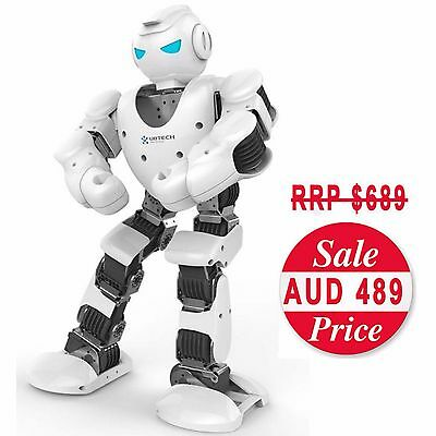 UBTech Humanoid Alpha 1S ( Latest 2016 Version) Robot Life Companion Educational