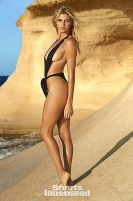 #04 Choose a Size KELLY ROHRBACH SWIMSUIT MODEL Photo Quality Poster