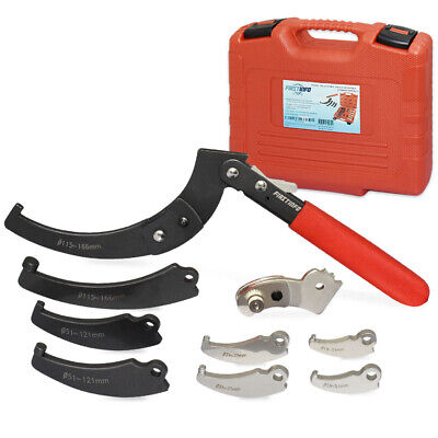 FIT TOOLS Adjustable Pin and  Hook  Spanner Wrench Set