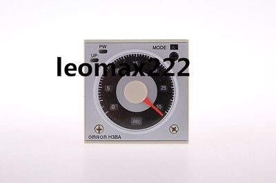 Multifunctional Time Timer relay H3BA-N8H 8PIN 2NO 2NC AC380V Hot