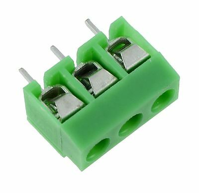 10 x 3-Way 5.08mm Terminal Block 10A