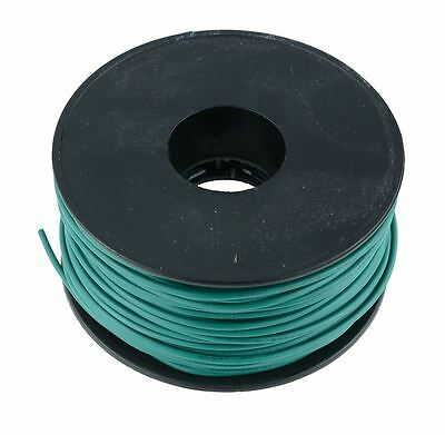 Green 0.5mm PVC Stranded Automotive Wire Cable 28/0.15mm 50M Reel