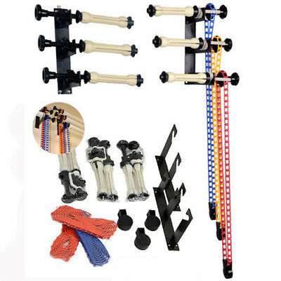 PhotR 3-Roller Wall Mount Studio Background Backdrop Support System Paper Muslin