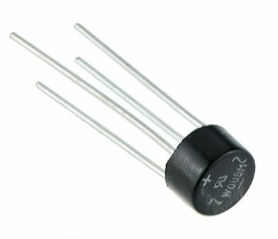 10 x W005M Bridge Rectifier Diode 1A 50V