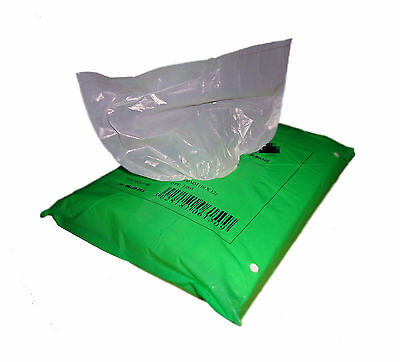Polythene Plastic Bags Butcher Food Storage Freezer HD Pinch and Pull All Sizes