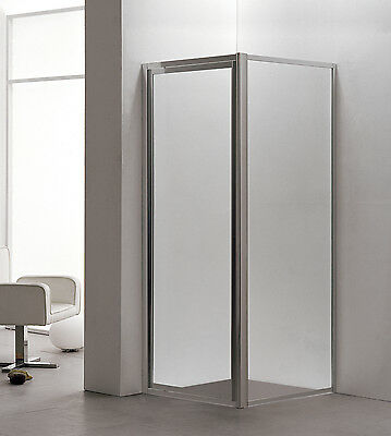 Colva 800 Shower Enclosure Only Not Incl Shower Tray (800x800x1850)*