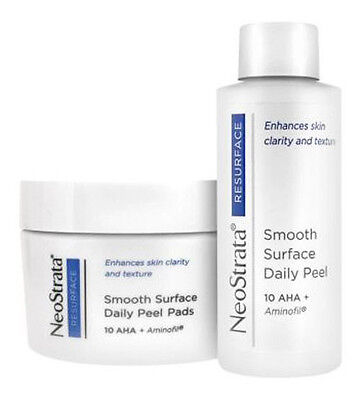Neostrata Smooth Surface Daily Peel+ 36 ct. Sealed Fresh