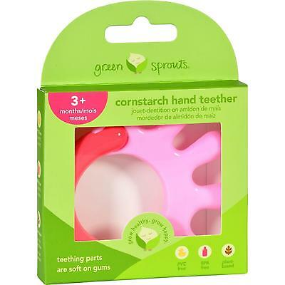 Green Sprouts - Baby Teether, Cornstarch Hand