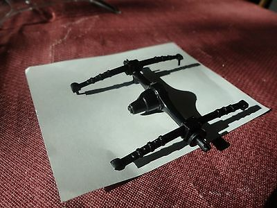 Vintage 1/18 ERTL DIECAST 1971 PLYMOUTH GTX  REAR AXLE WITH LEAF SPRINGS