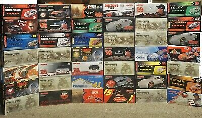 Case of 12 - 1/24 2004-2006 NASCAR Action RCCA Diecast Cars - NEW in boxes!