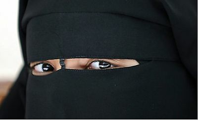 Three-Layer-Style-Niqab-Hijab- Hijab vail Face Cover for Muslmah Cool & Soft