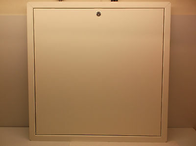 Access Door, Standard with Key, 24x24In (D54K)