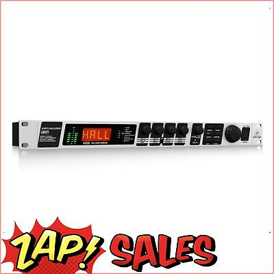 5%Off with PERCENT5 Code: Behringer FX2000 3D Multi-Engine Effects Processor