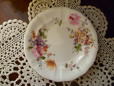 Vintage Royal Crown Derby Posies Scone Dish / Plate  Made In England