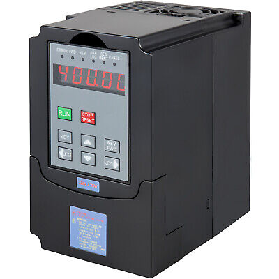 2,2KW 3HP Frequenzumrichter Variable Frequency Driver Close-Loop VFD VSD 220V