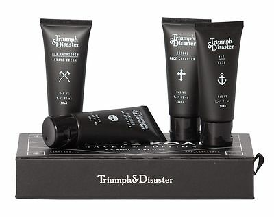 Triumph & Disaster - On The Road Travel Edition – Men's grooming kit