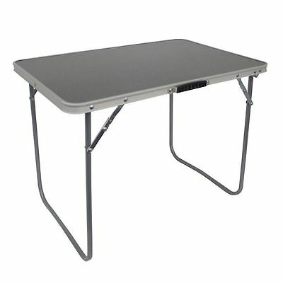 Single Folding Table - 80 x 60 x 66cm - Yellowstone