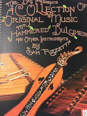 Sam Rizetta - A Collection of Original Music - for Hammered Dulcimer and others