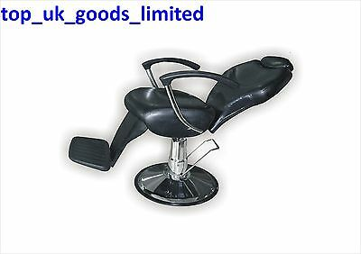 Barber Chair Salon,Hydraulic,Reclining,Hairdressing,Tattoo,Threading,Shaving New