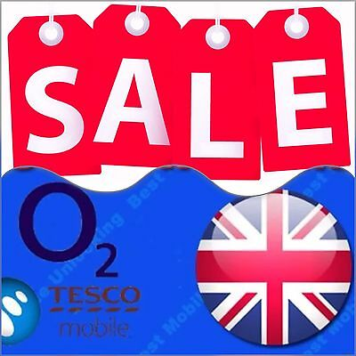 FACTORY UNLOCK Service FOR O2 TESCO UK SIM  IPHONE 6S Plus