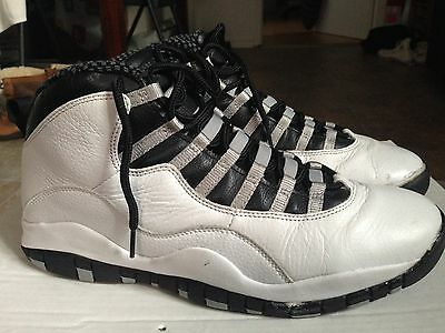 Nike Air Jordan 10 Retro Steel - Size 11 US