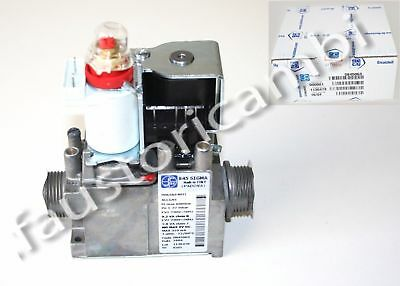 Valvola Gas Sit 845 Ø 3/4 1014365 0845063 Caldaia Immergas Extra Intra Star