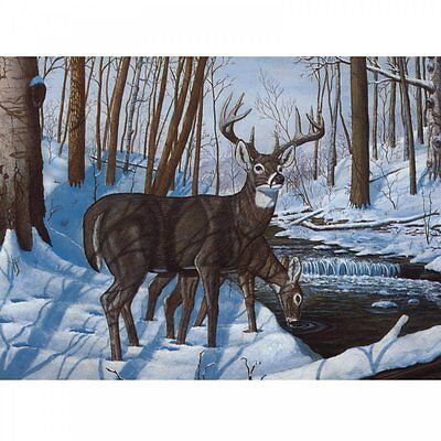Royal & Langnickel Winter Bliss - large Paint By Numbers