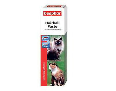 Beaphar Hairball Paste For Cats