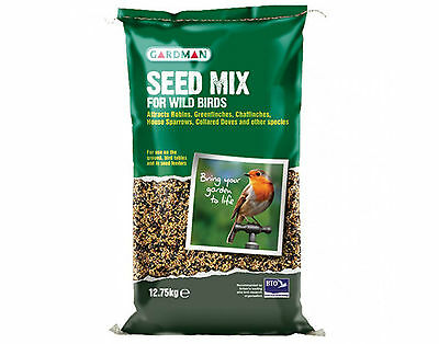 Gardman Wild Bird Seed Mix 12.75kg