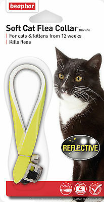 Beaphar Cat Flea Collar Reflective KB4174A