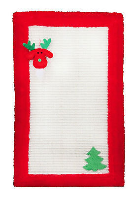 Trixie Christmas Red Scratching Mat  55x35cm