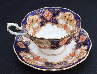 Vintage 1979 ROYAL ALBERT Bone China England HEIRLOOM Set Cup & Saucer