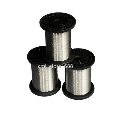 Stainless Steel Bright Wire Single Wire Full-Hard Rope 1meter 304