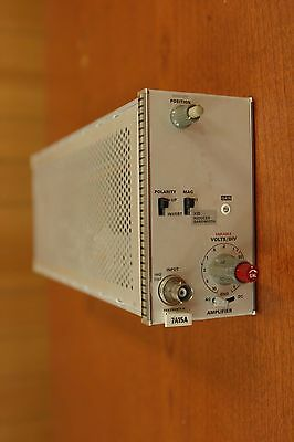 Tektronix 7A15A 80MHz Amplifier Plug-In Module