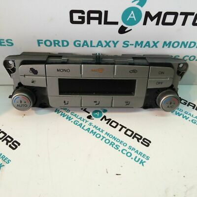 Ford Galaxy Mk3 S-Max 2006-2010 Digital Climate Control Unit  Ag07