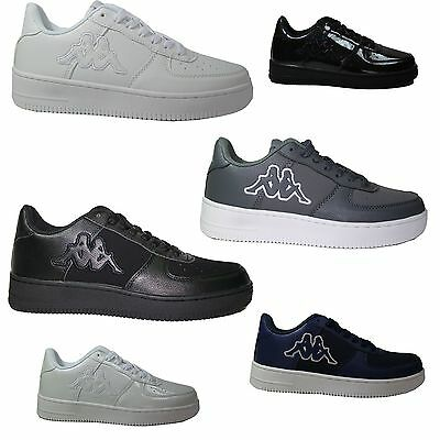 Sneakers Sportive Scarpe Uomo/Donna KAPPA CASERTA Air Force Sport Fitness Shoes