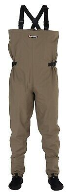 Greys Strata CT Wader Lightweight Breathable Waders With Wading Boots