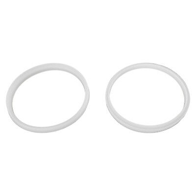 Set 10 Sealing Rings For Sausage Fillers Silicon - Efficient And Easy To Replace