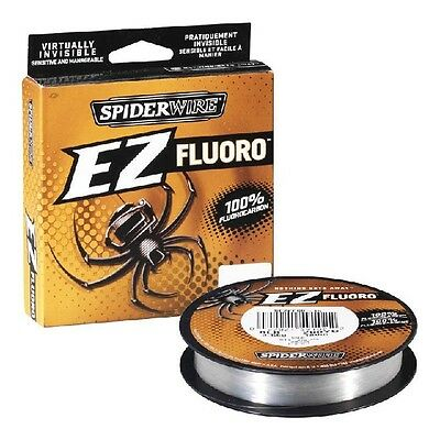 Spiderwire Ultracast 100% Fluorocarbon Fishing Line 12lb