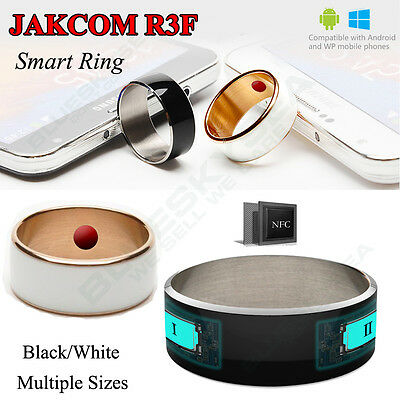 Fashion Smart Ring Jakcom R3F NFC Magic For iPhone Samsung IOS Android With NFC