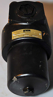 Parker Hydraulikfilter . Typ : 23P120QBNMG161