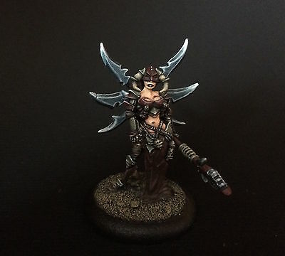 Pro Paint by Team Arkyzas Studio / Warwitch Deneghra / Cryx / WarMachine