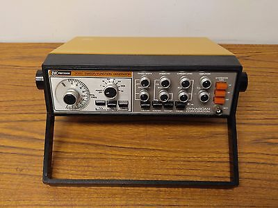 Bk Precision 3020 Sweep Function Generator in good working condition