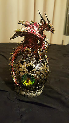 Dragon - 15cm Gothic on Ball