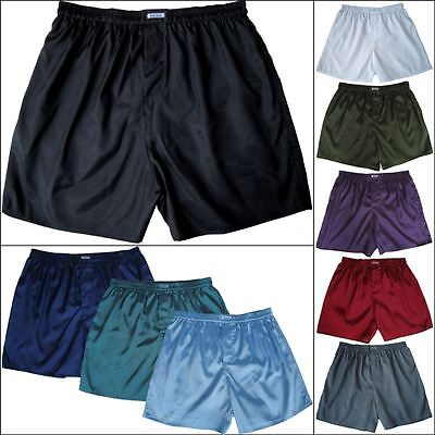 NEW Thai Silk Boxers 1,3 or 5 pcs/Men's Underwear Boxer Shorts Sleepwear Pyjamas