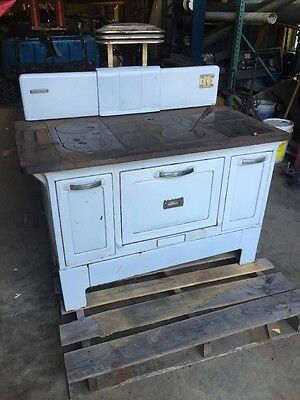 Wood Cookstove Cooking: Request for Information